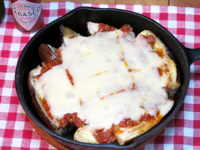 arrabiata-skillet-meat-sauce