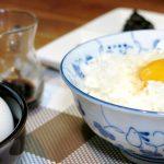 鳥取県大山町・小川養鶏場の卵で、みんな大好き「卵かけご飯」