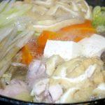 土鍋の目止めと、鰹と昆布の出汁で作る「野菜たっぷり水炊き」
