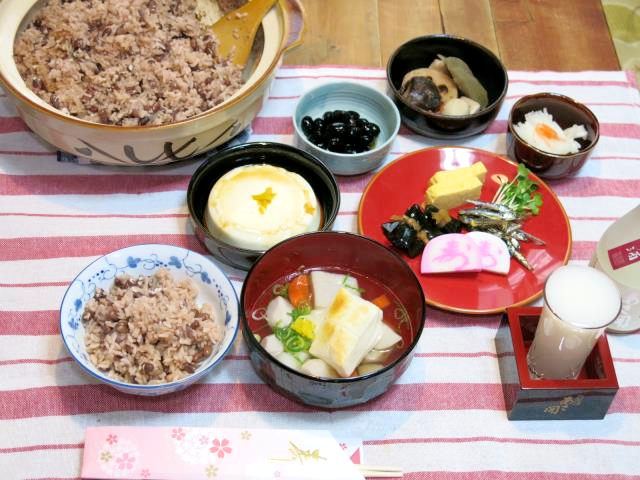 newyear-osechi-zoni-sekihan