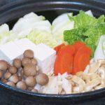 今年の初鍋は、昆布と鰹の出汁香る絶品「水炊き」から!