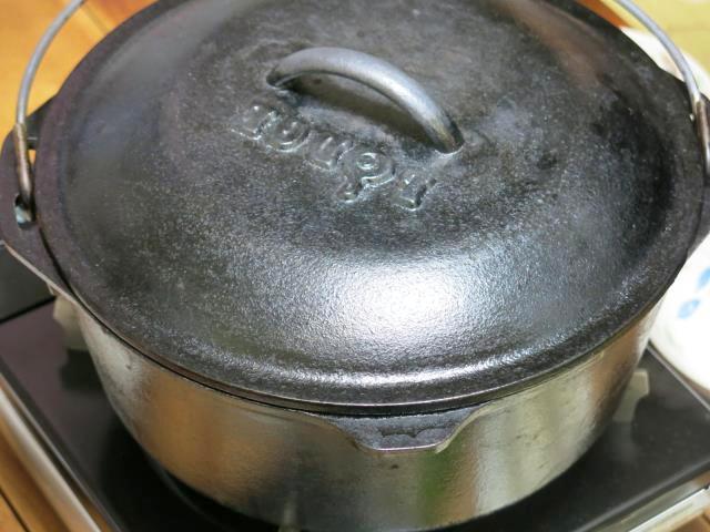 酒かす 石狩鍋