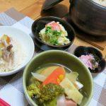 晩ご飯に食べたいりんご料理3選!「炊き込みご飯・スープ・サラダ」