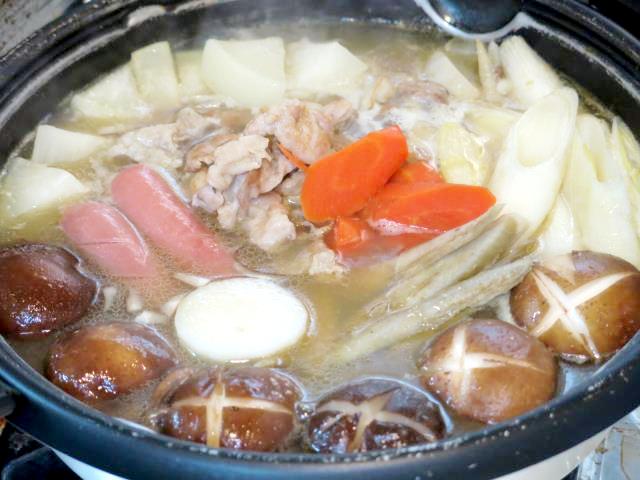 味噌鍋 リメイク