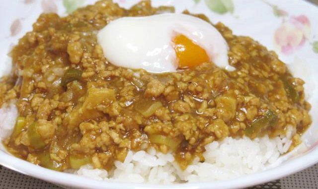 豆腐 カレーライス