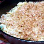 スキレットで作る、とろとろふわふわ「豚バラのとろろステーキ」がクセになる!