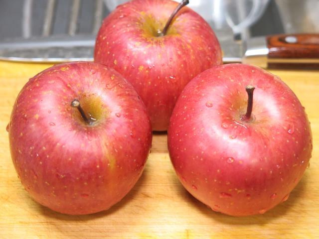 りんご ホットサンド